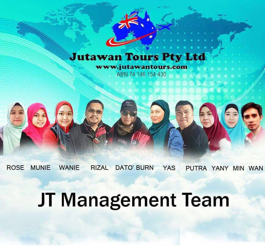JT Management Team