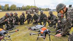 Phi Đội Drone Có Vũ Trang Của Quân Đội Nam Hàn