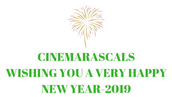 CINEMA RASCALS WISHING YOU A VERY HAPPY NEW YEAR TO ALL Indian / NRI READERS