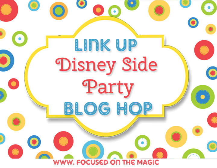 Show Your Disney Side: Link Up Blog Hop Party!