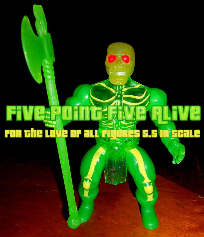 Five Point Five Alive
