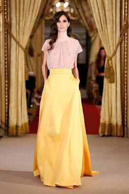 Desfile de Rafael Urquizar en Atelier Couture