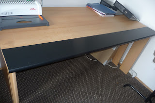 jak naprawić biurko