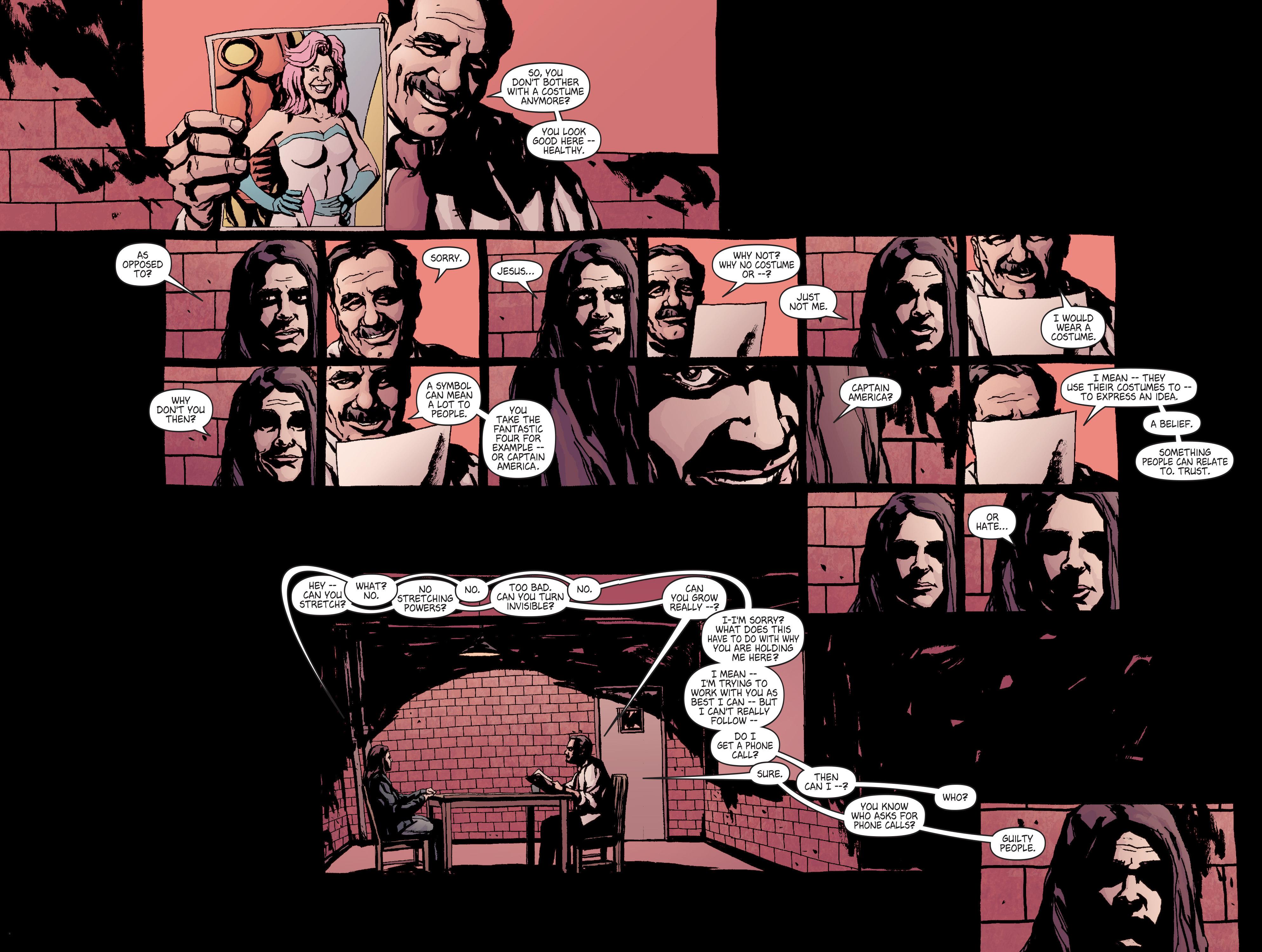 Read online Alias comic -  Issue #3 - 6