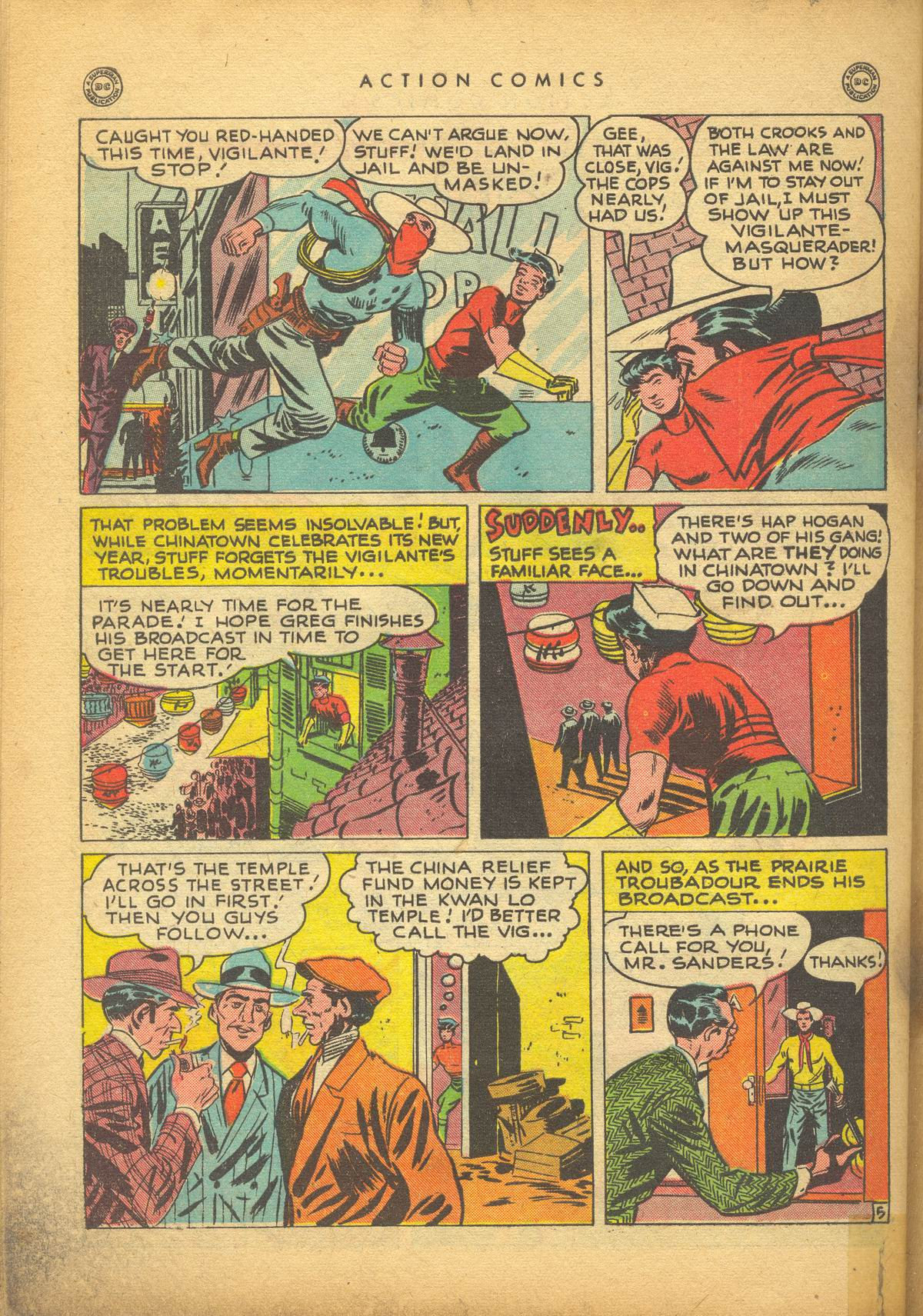 Read online Action Comics (1938) comic -  Issue #112 - 44