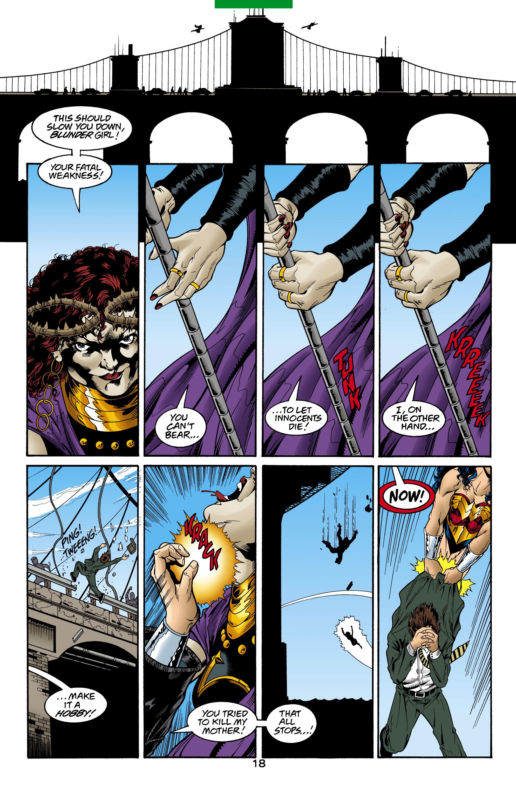 Read online Wonder Woman (1987) comic -  Issue #157 - 19