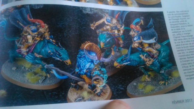 3 New Pics for the Stormcast Eternals.....