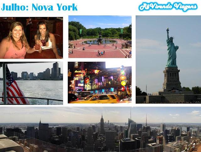 Nova York julho