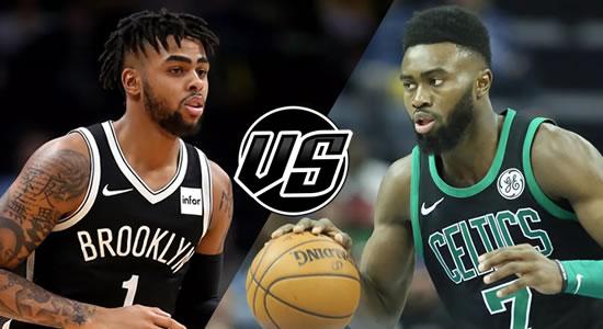 Live Streaming List: Brooklyn Nets vs Boston Celtics 2018-2019 NBA Season