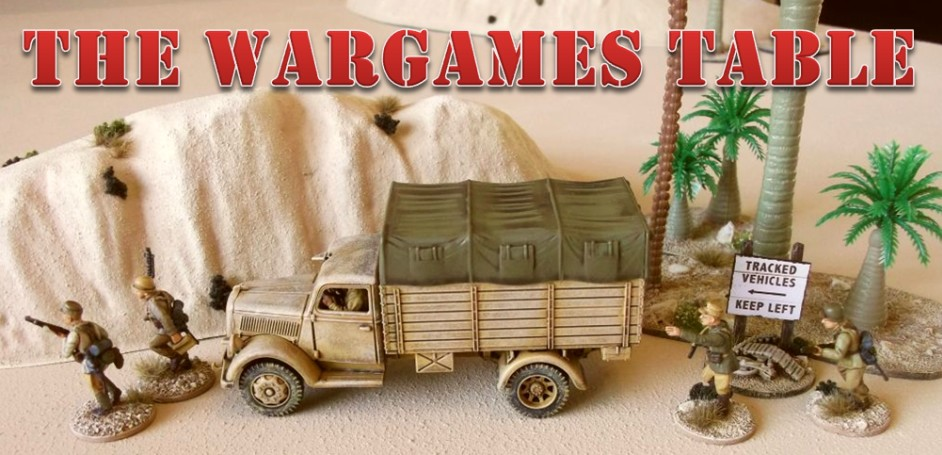 The Wargames Table