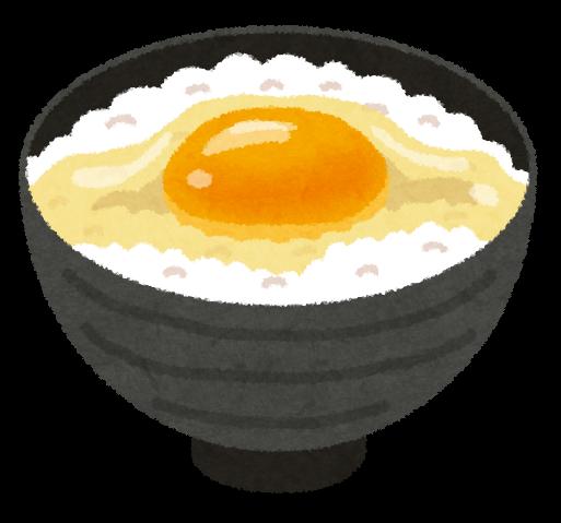 「卵かけ イラスト」の画像検索結果