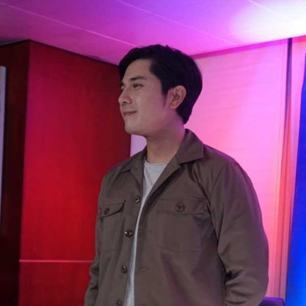 Paulo Avelino The Promise of Forever Media Day