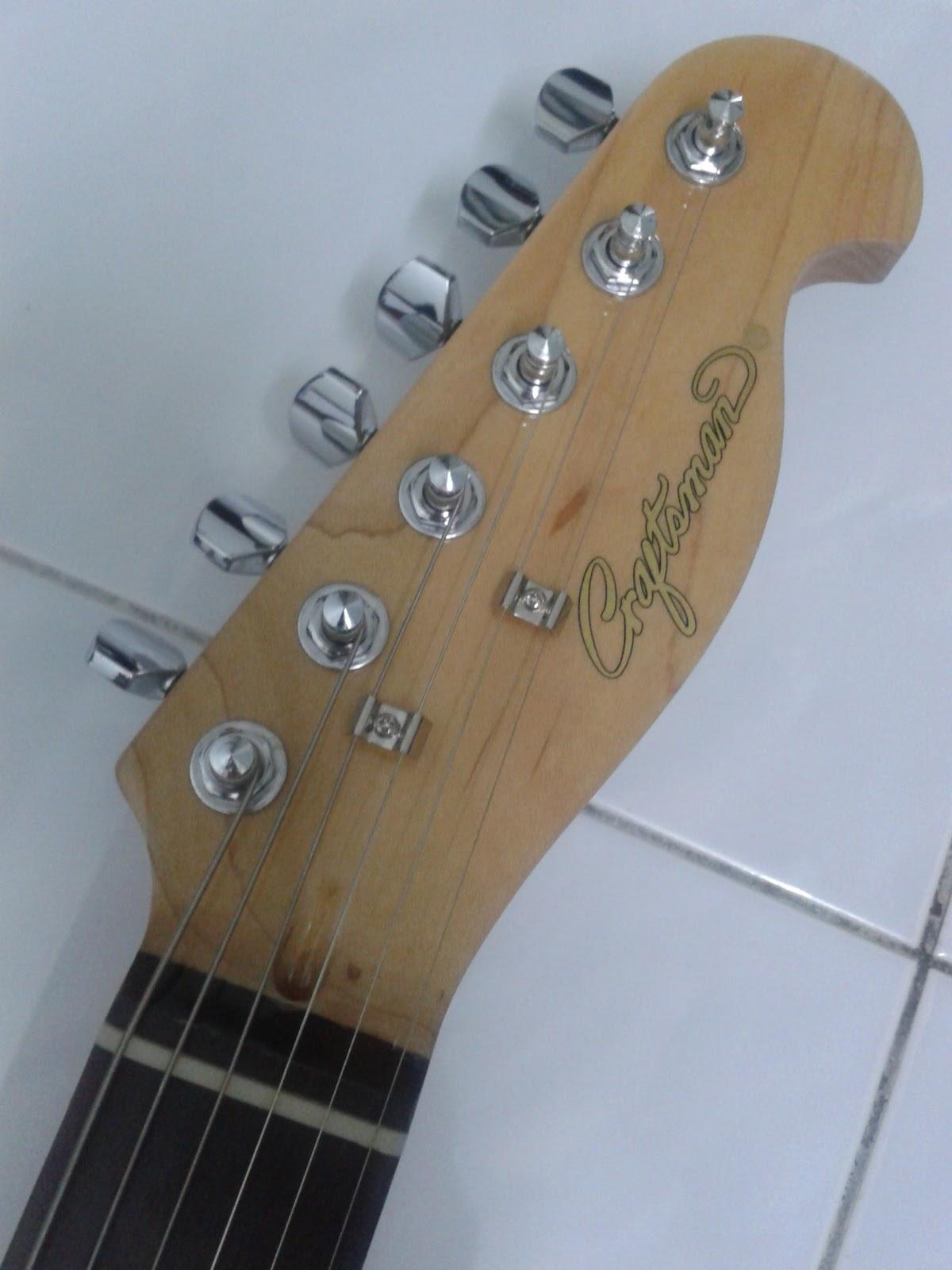 drcl music craftsman tl50 telecaster electric guitar. Black Bedroom Furniture Sets. Home Design Ideas