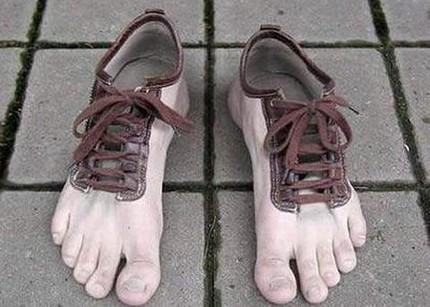 A quoi correspondent les pointures de nos chaussures