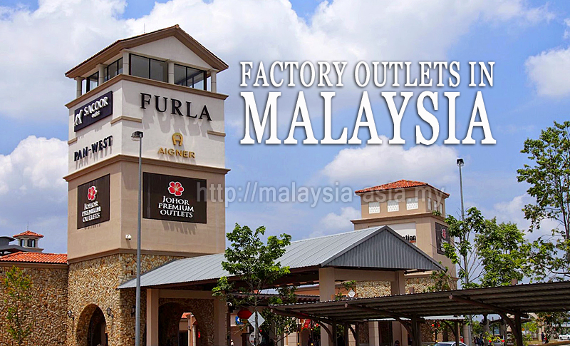 340eb858470 Factory Outlets in Malaysia - Malaysia Asia Travel Blog