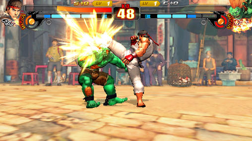 Download Street Fighter 4 HD Apk Mod Game For Android
