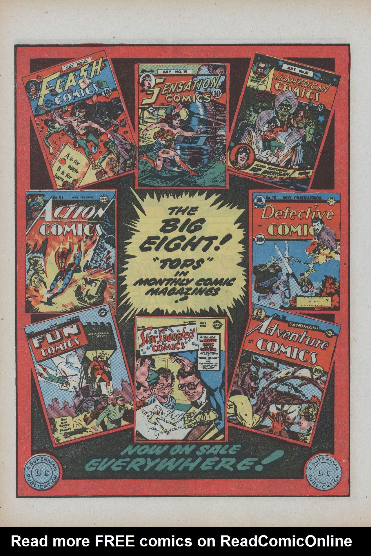 Read online World's Finest Comics comic -  Issue #10 - 16