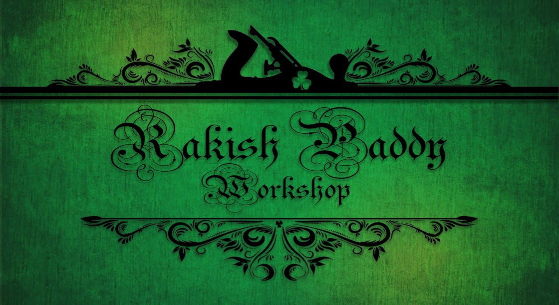 -Rakish Paddy Workshop-