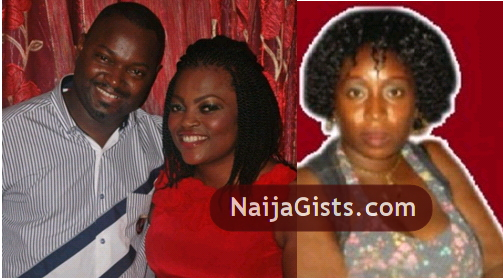 funke akindele husband impregnated woman