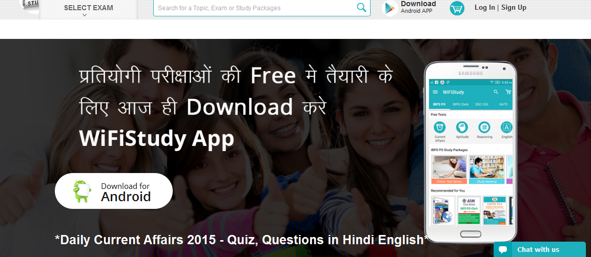 Current Affairs App For Competitive Exam Preparation Latest