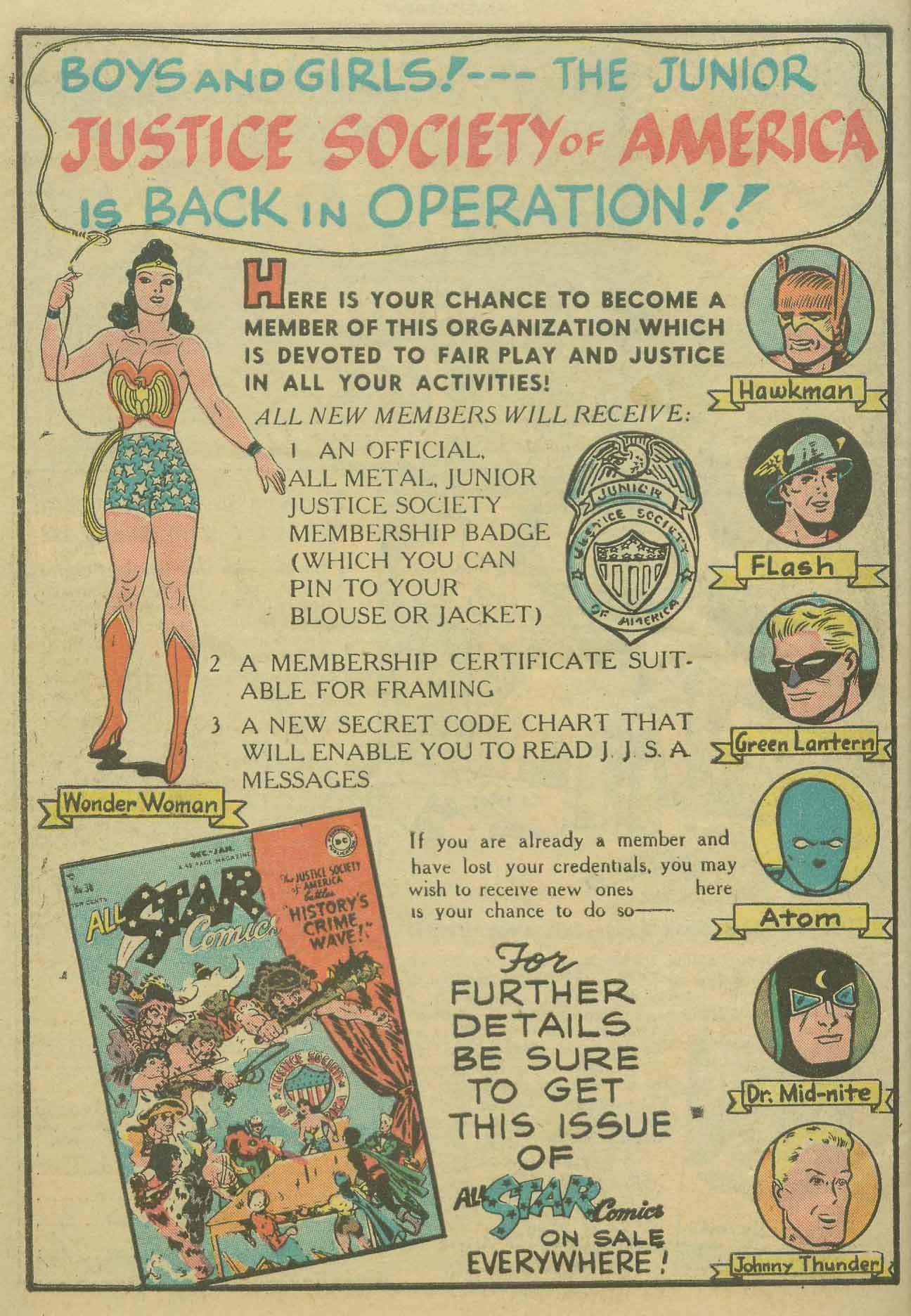 Read online All-American Comics (1939) comic -  Issue #92 - 48