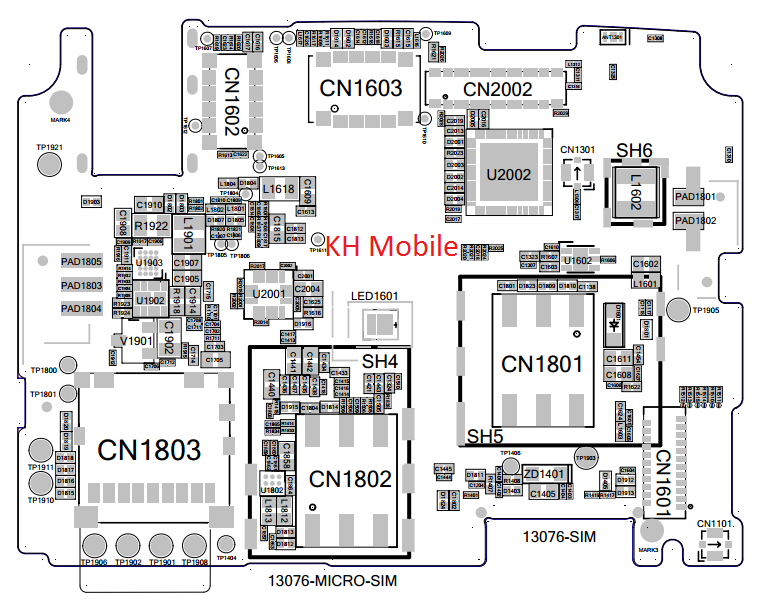 Oppo R1001 Schematic  U0026 Layout Diagrams