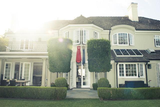 Monique Lhuillier's Los Angeles Home