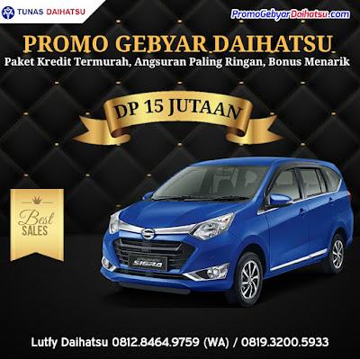 Promo Daihatsu Sigra Pekan Raya  2017