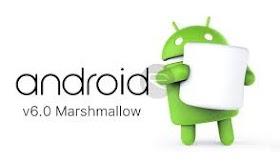 ANDROID VERSION 6.0 MARSHMALLOW