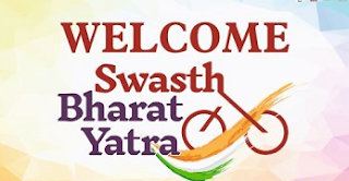 Govt. launches Swasth Bharat Yatra national campaign