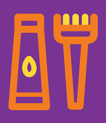 dye salon icon