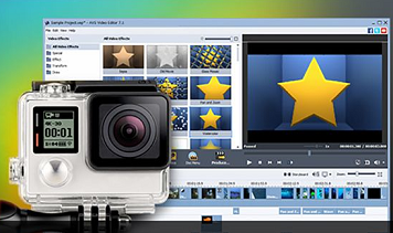 Daftar aplikasi edit video Terbaik for windows 7