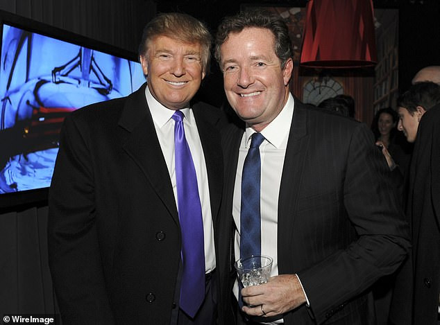 Piers Morgan Ended 15-Year Of Friendship with Donald Trump With A Lengthy Letter
