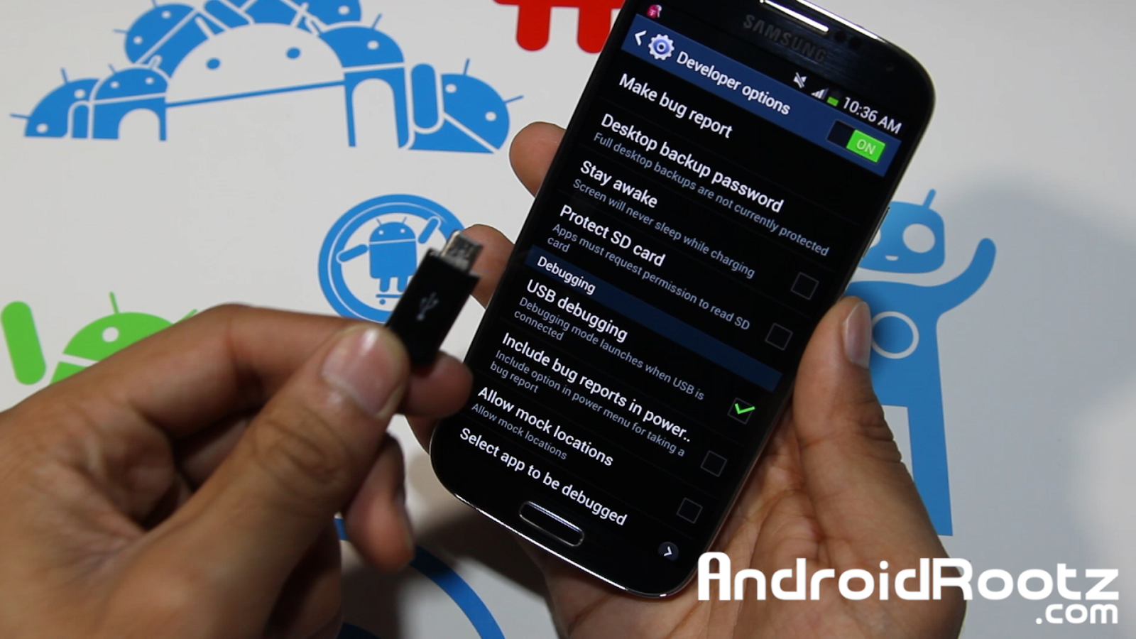 How to Root Galaxy S4! [ALL Qualcomm Models] [Mac/Linux