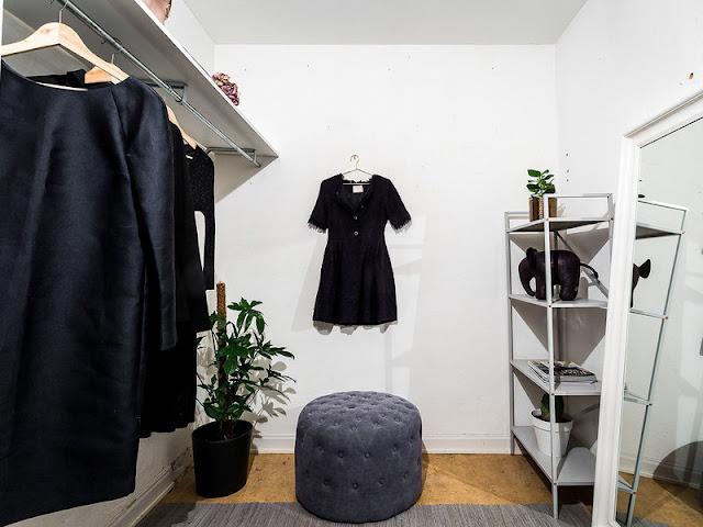 Дизайн-проекты. Уютная и функциональная квартира в Стокгольме