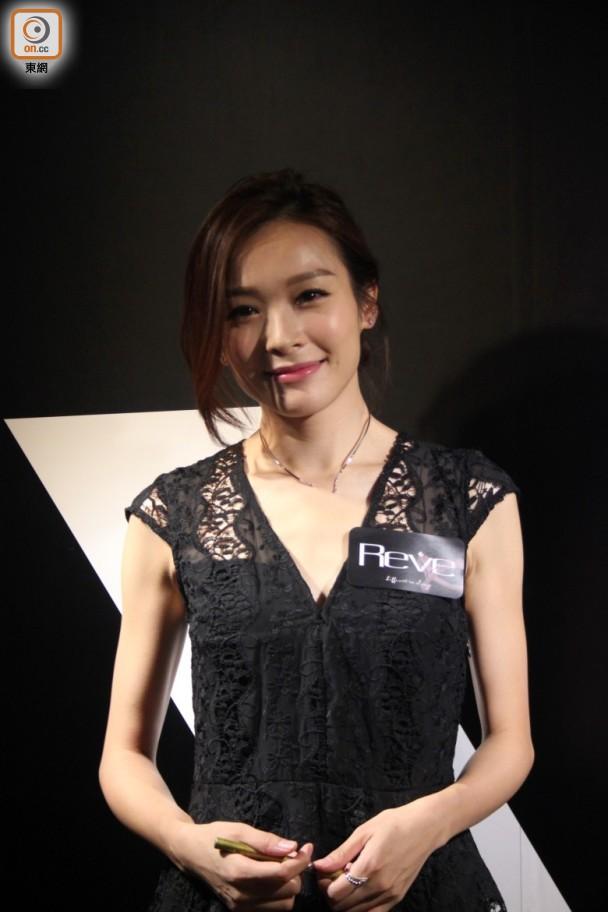 Ali Lee still shocked over victory at StarHub TVB Awards