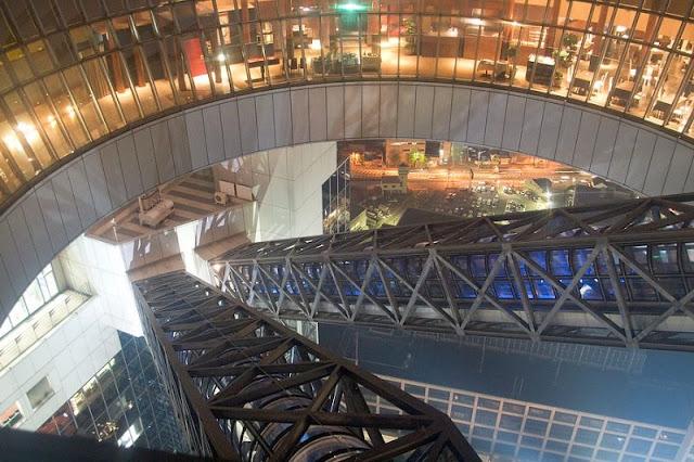 escada rolante mais alta do mundo