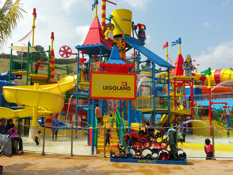 Malaysia Legoland Water Park | Fun Hideout