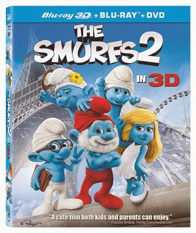 The Smurfs 2 3D HOU Latino