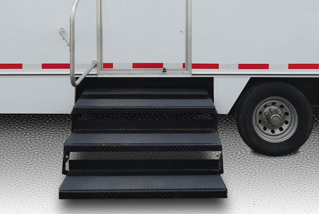 Sturdy Non-Skid Staircases