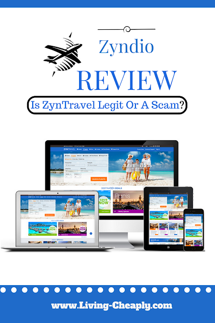 Is ZynTravel Legit Or A Scam