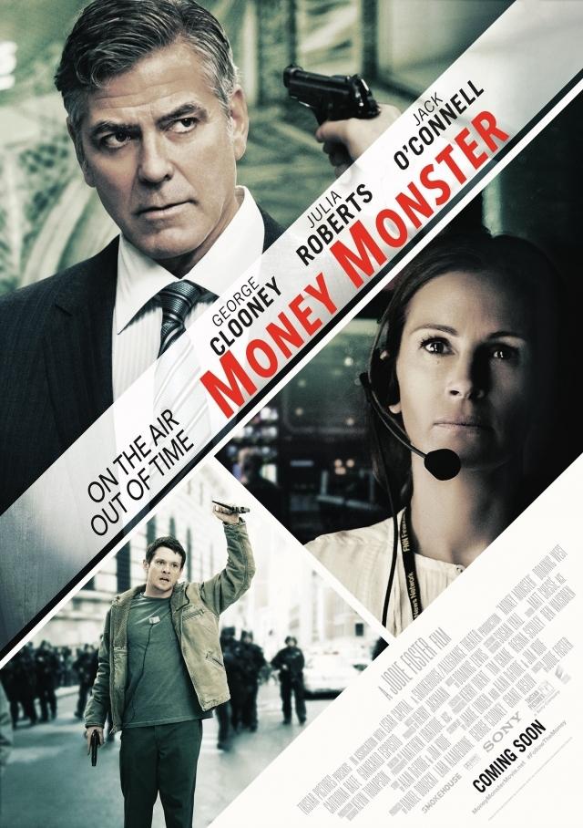 Mặt Trái Phố Wall - Money Monster