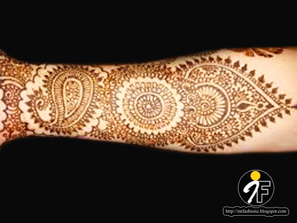 Mehndi Designs New Models : Mehandi design henna tattoo bridal mehndi international
