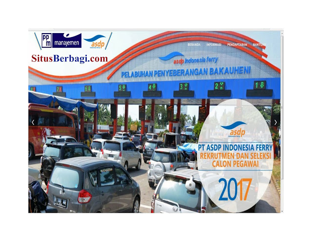 LOWONGAN BUMN PT ASPD INDONESIA FERRY MEI 2017