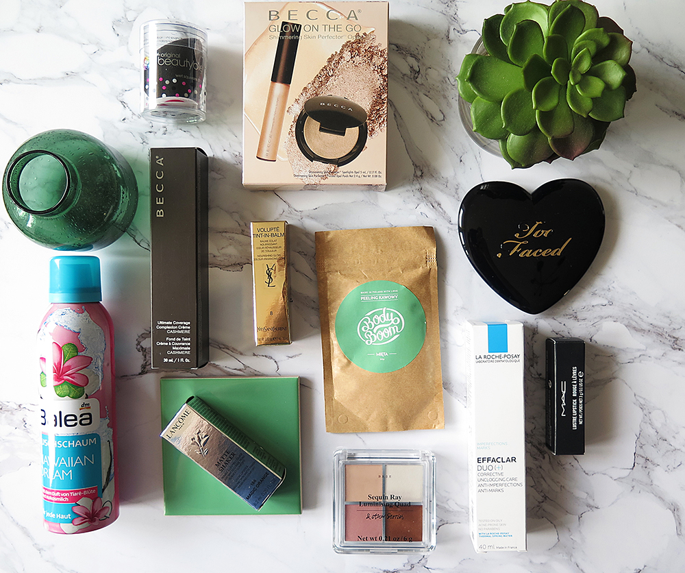NEW IN | Becca, Kiehl's & MAC