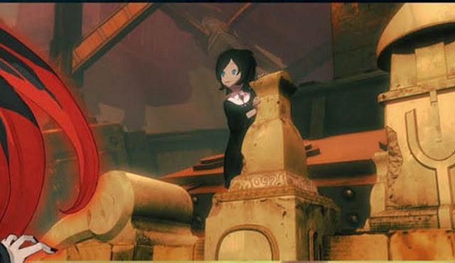 Se comparten nuevas imágenes de la expansión de Gravity Rush 2