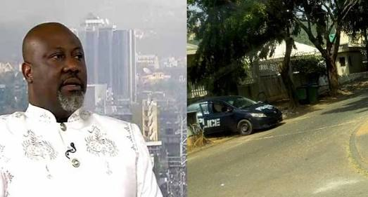 Dino Melaye Saga Police Deploy More Men To Smoke Him Out