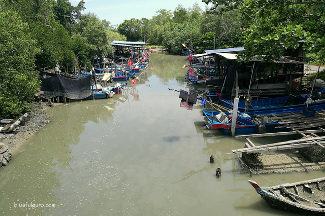 Pulau Betong Fishing Village