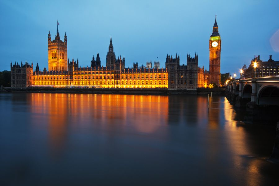 21. Westminster by Glenn Driver