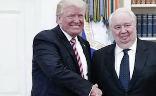 Trump slams 'illegal' leak alleging Sessions discussed campaign with Russian envoy